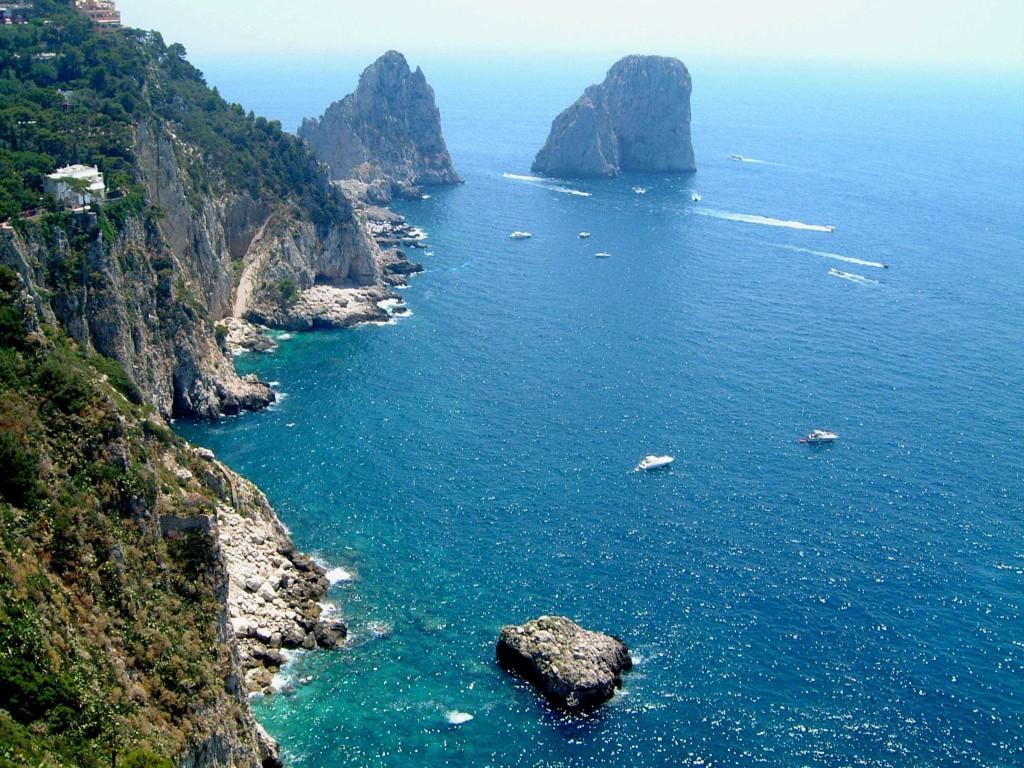 Capri Stones Bed And Breakfast Salerno
